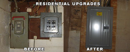 Residential Electricians Minneapolis St Paul Metro Area